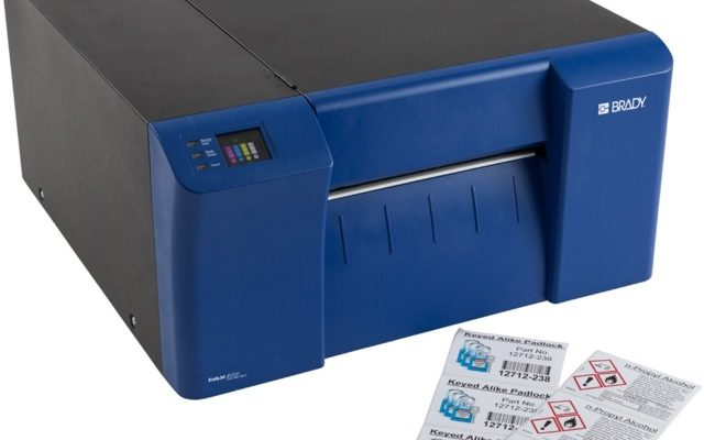 Bro Colour Label Printer VC-500W Review - The Streaming Blog
